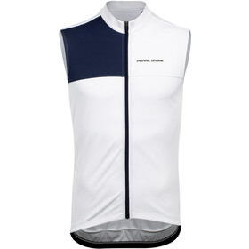 PEARL iZUMi Quest Maillot manches courtes SL Homme, white/navy